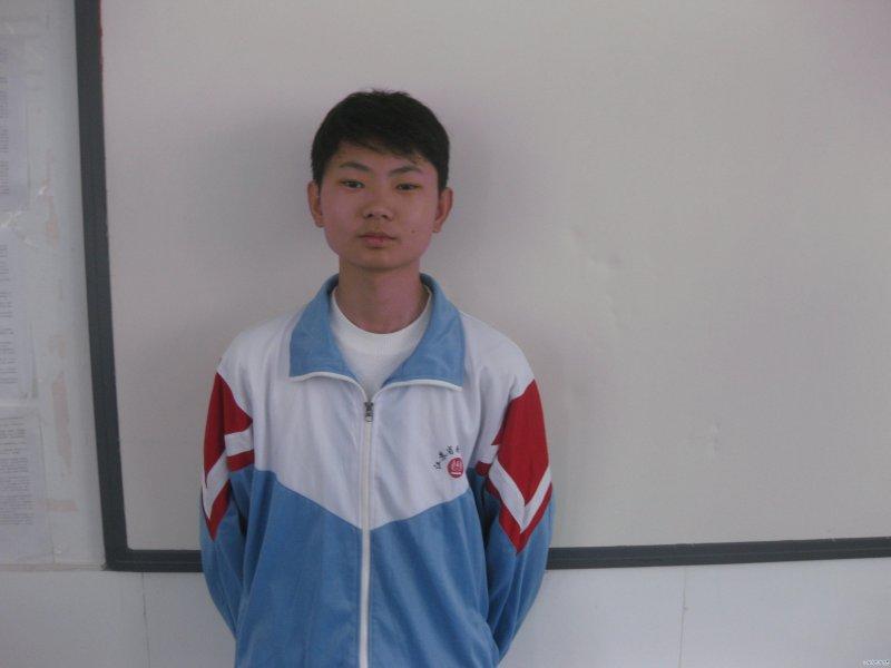 高三(7)班 杨威―2015-2016学年度十佳学生