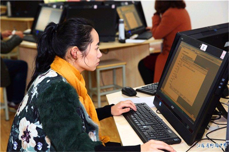 我校庞超老师在江苏省高中生物青年教师教学基本功大赛中荣获二等